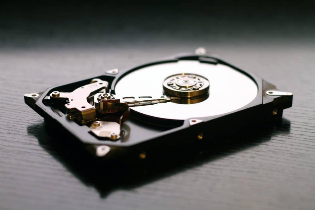disque dur data